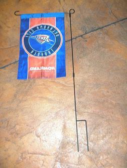 #1602 - OKLAHOMA CITY THUNDER NBA BASKETBALL YARD FLAG, BANN