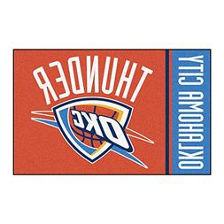 FANMATS 17923 NBA Oklahoma City Thunder Uniform Inspired Sta