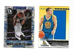 2014-15 Kevin Durant Donruss Parallel Swirl Oklahoma City Th