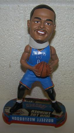 2017 Russell Westbrook Oklahoma City Thunder Bobblehead Doll