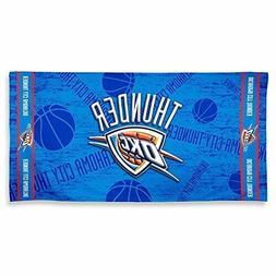 "Beach Towels 30"" x 60"" Fiber Reactive - NBA Oklahoma City Th"
