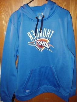 Brand New Authentic Oklahoma City Thunder Hoodie Sweater Siz