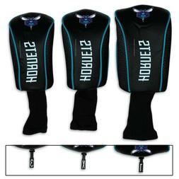 Charlotte Hornets Golf Club Head Covers