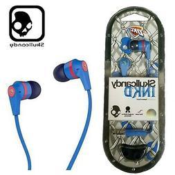 Skullcandy Ink'd 2.0 In-Ear Headphones with Mic NBA Oklahoma