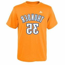 Kevin Durant T-Shirt Oklahoma City Thunder #35 Youth NBA Nam