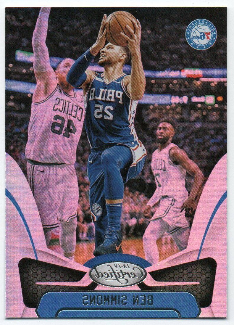 2018 19 certified mirror parallel pick any