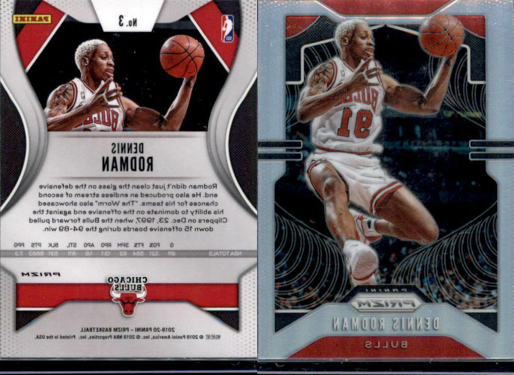 2019 20 prizm silver parallel basketball cards