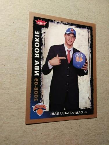 DANILO GALLINARI - 2008-09 NBA #206 -
