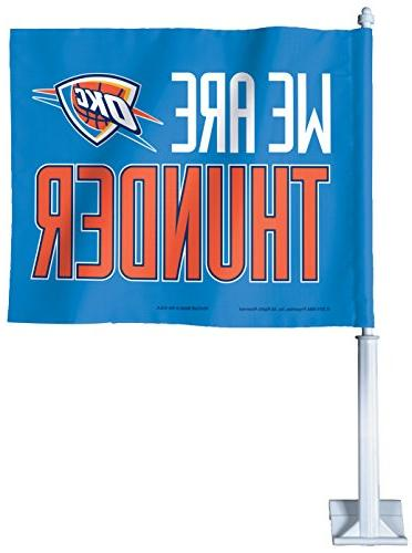 NBA Oklahoma Thunder Car
