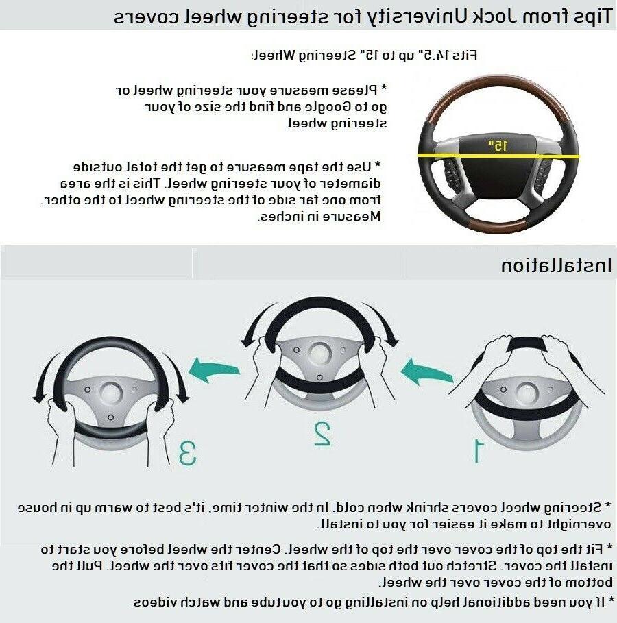 NBA Steering Wheel Cover 15 15
