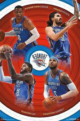 nba oklahoma city thunder team