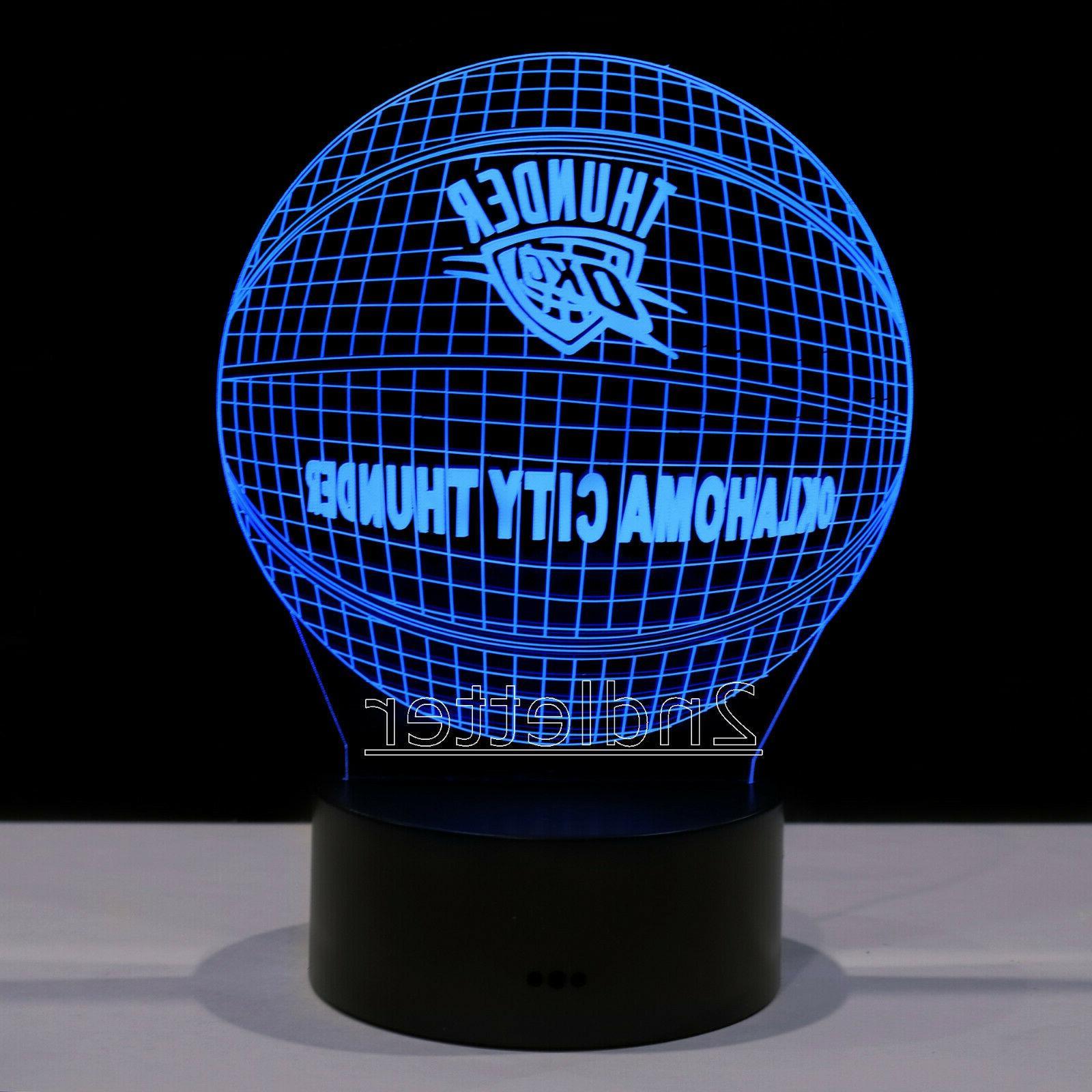 Chris Paul LED Light Lamp