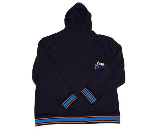 UNK NBA Oklahoma Thunder Fleece Sweater Mens 2XL OKC $75