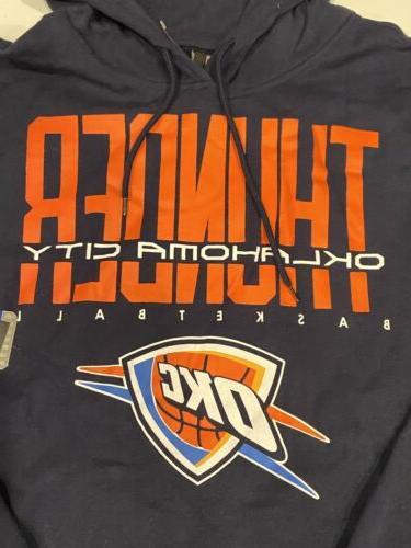 UNK NBA Oklahoma City Thunder Sweater Mens 2XL $75