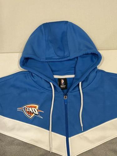 UNK Thunder Zip Sweater Jacket Hoodie 2XL