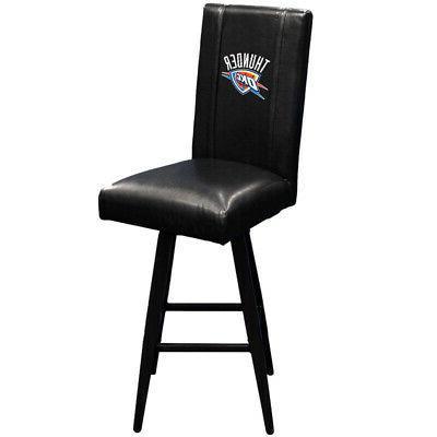 oklahoma city thunder nba bar stool swivel