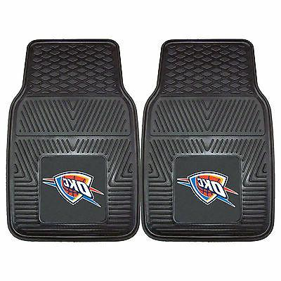 Oklahoma NBA Car Floor Steering Metal Emblem