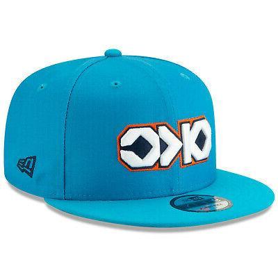 Oklahoma City New Era 9FIFTY NBA City Edition Cap Hat