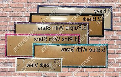 Personalized Customized Banner with
