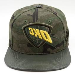 Pro Standard Men's NBA Oklahoma City Thunder Buckle Hat Camo