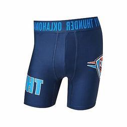 Oklahoma City Thunder Mens Boxer Brief Underwear NBA Perform