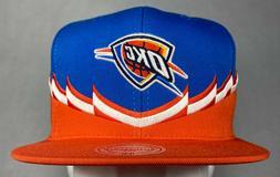 Mitchell and Ness NBA Oklahoma City Thunder OKC Steal Snapba