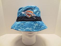 MITCHELL & NESS NBA SURF CAMO BUCKET HAT OKLAHOMA CITY THUND