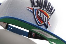 Mitchell & Ness Oklahoma City Thunder 2 Tone Logo NBA Adjust
