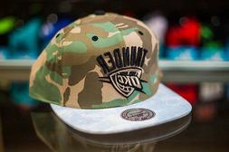 Mitchell & Ness Oklahoma City Thunder Camo Snapback Hat
