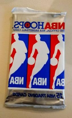 1990-91 NBA Hoops Packs Unopened - 1992 Dream Team players