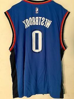 Adidas NBA Jersey Oklahoma City Thunder Russell Westbrook Bl