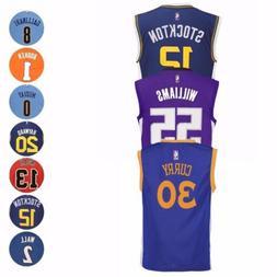 NBA Official Replica Basketball Player Jersey Collection Adi