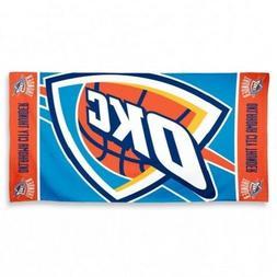 "NBA Oklahoma City Thunder 40"" x 70"" Colossal Beach Towel MAK"