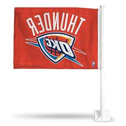 NBA Oklahoma City Thunder Car Flag