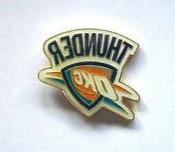 NBA Oklahoma City Thunder Enamel Pin - New