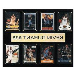 NBA Oklahoma City Thunder Kevin Durant 8-Card Plaque, 12 x 1