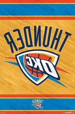 nba oklahoma city thunder logo