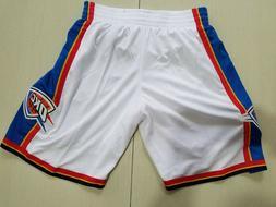 NBA Oklahoma City Thunder Vintage Basketball Shorts Pants Me