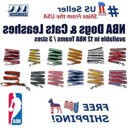 NBA Pet Leash - Heavy-duty, Durable DOG LEASHES, 12 Licensed