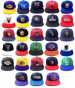 NBA Snapback Hats All 30 Basketball Teams - Many Styles, *We