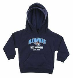 NBA Toddler Oklahoma City Thunder Pullover Fleece Hoodie, Na