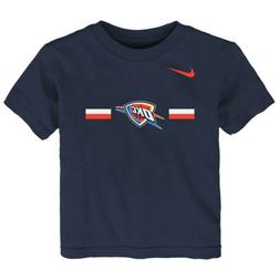 Nike NBA Toddlers Oklahoma City Thunder Essential Logo Tee S
