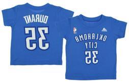 Adidas NBA Toddlers Oklahoma City Thunder Kevin Durant #35 G