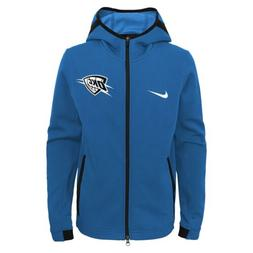 Nike NBA Youth Oklahoma City Thunder Showtime Full Zip Hoodi