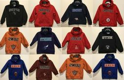 New NBA Infant Toddler Hoodie Kids Hooded Sweatshirt Basketb