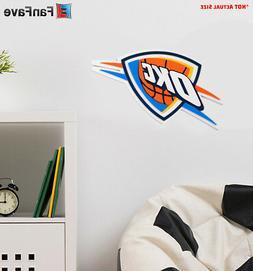 New NBA Oklahoma City Thunder Home Office Bar Decor 3D Foam