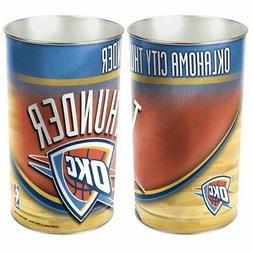 """Oklahoma City Thunder 15"""" Waste Basket"""