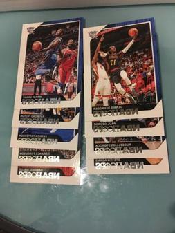 Oklahoma City Thunder 2018/19 Hoops 9 CT Team Set New!