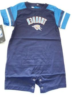 """Oklahoma City Thunder Baby Clothes Size 24M """"NWT"""""""