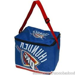 Oklahoma City Thunder Insulated Lunch Bag 12 Pack Cooler